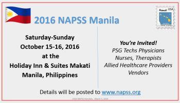 NAPSS MNL Postcard 2016